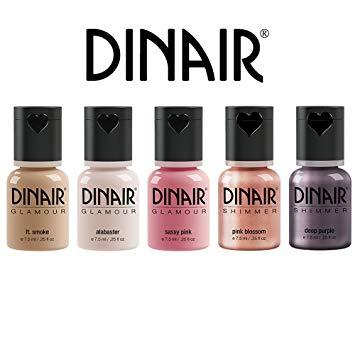 Bridal collection Dinair