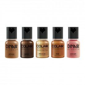 Splendor Holiday color collection